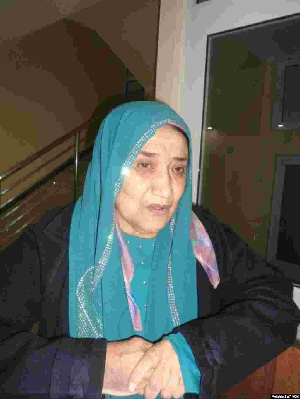 Shoirning qaynopasi Muhabbat Nosirova xotirlaydi.