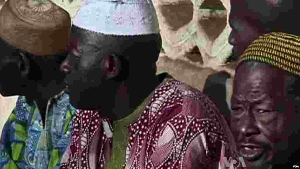 虽然北部在激战,但首都巴马科局势相对平静。(Idrissa Fall/VOA)