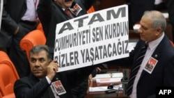 قانون گذارن ترکیه درباره «طرح کردها» بحث می کنند