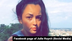 Ảnh Julie Huynh trên Facebook cá nhân của cô