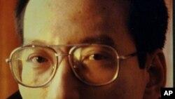 诺贝尔和平奖得主刘晓波