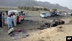 Pakistan Afghanistan Taliban Leader Death