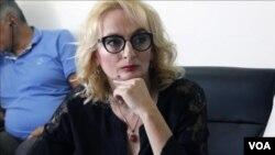 Smenjena direktorka RTCG Adriana Kadija