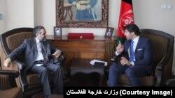 افغانستان تا حال چنیدن بار از حملات راکتی پاکستان اعتراض کرده است