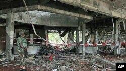 نائیجیریا:القاعدہ سے منسلک دہشت گردوں کے خلاف کارروائی