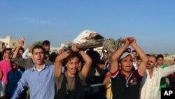 Những hình ảnh mới nhất từ Syria