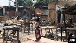 Polis Nigeriyada törədilən partlayışı araşdırır