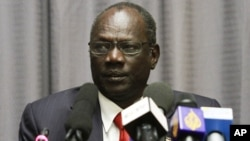 South Sudanese Information Minister, Michael Makuei, on July 24 welcomed news that peace talks are due to resume in a week.