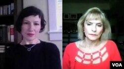 Инесса Телефус и Ирина Кельнер