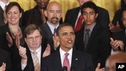 صدر براک اوباما کا تعلیمی اصلاحات پر زور