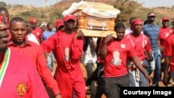 The MDC-T party claims that its members have been attacked by members of the ruling Zanu PF leading to the death of some of hem