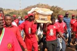 Report on Zanu PF Threats Filed By Gandri Maramba