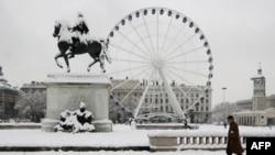 Морозы в Европе стали причиной гибели 40 человек