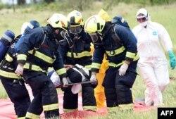El ministro de Salud de Bolivia, Aníbal Cruz, aseguró que están preparados ante cualquier emergencia.