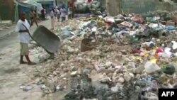 Рік після землетрусу Гаїті все ще в руїнах