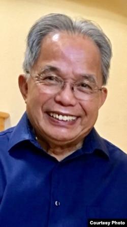 Cựu thẩm phán Phan Quang Tuệ