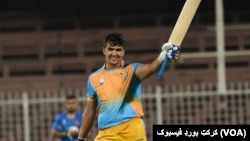 Hazratullah Zazai Afghanistan Cricket player