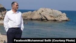 Muxolifat yetakchilaridan biri Muhammad Solih chorak asrdan beri xorijda yashaydi