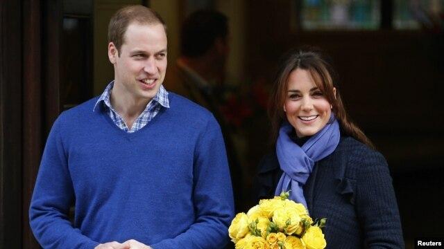 La pareja real contrajo matrimonio en abril de 2011. Kate Middleton estaría en el primer trimestre de embarazo.