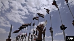 Йемен: антипрезидентские демонстрации