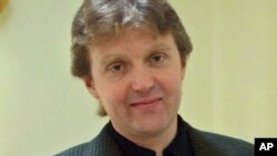 FILE - Ex-KGB agent Alexander Litvinenko was poisoned in 2006 by a radioactive isotope.