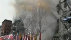 Comprehensive Investigation Underway Into Boston Marathon Bombing