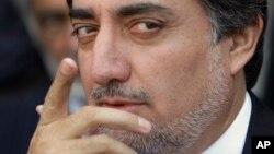 Ông Abdullah từng giữ chức Bộ trưởng Ngoại giao Afghanistan.