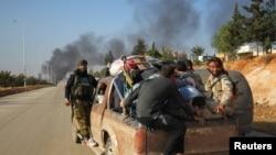 Rebeldes sírios ignoram cessar-fogo.