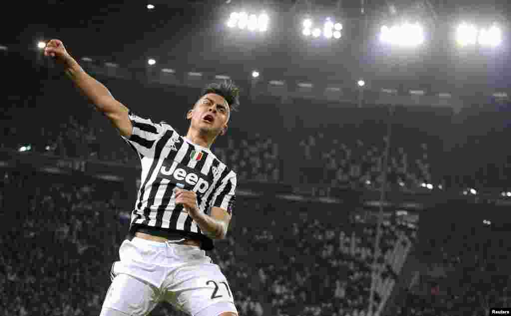 6. Paulo Dybala (ARG/Juventus Turin)
