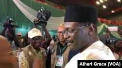 Shugaban Hukumar INEC, Prof. Mahmood Yakubu
