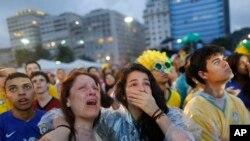 Đức đè bẹp nước chủ nhà Brazil 7-1