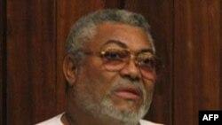Cựu Tổng thống Ghana Jerry Rawlings
