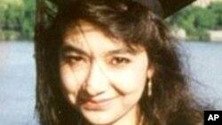 ڈاکٹر عافیہ صدیقی ، فائل فوٹو