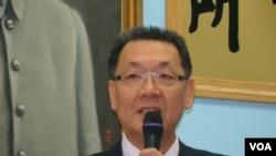 台灣駐紐約台北經濟文化辦事處處長高振群