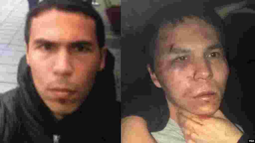 عبدالقدیر ماشاریپف شهروند ازبکستان، مردی که مظنون حمله به یک کلوب در شب سال نو در استانبول بود، بازداشت شد.