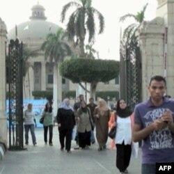 Studenti u Kairu: Malo toga ostvareno iz govora predsednika Obame.