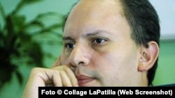 En la foto Luis Carlos de León Pérez. En total, 12 sospechosos han presentado declaratorias de culpabilidad relacionadas con la investigación, señaló el Departamento de Justicia.