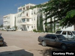 FILE - The front of the Edna Adan Hospital is seen in an undated photo in Hargeisa, Somaliland, Somalia. (Courtesy - Edna Adan Hospital)