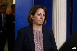 Bà Lisa Monaco, cố vấn chống khủng bố và nội an