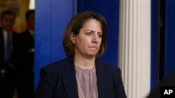 美國國土安全部顧問莉薩.莫納格