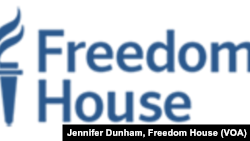 Freedom House says the upgrade is not an endorsement of the government.