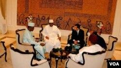 Sahel G5 Jamanaw Binan seka Iyag Ag Ghali ani Amadou Kouffa mine wa?