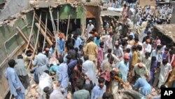 بلوچستان: بم دھماکے میں12 افراد ہلاک