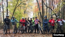 Klub sepeda di Washington, D.C. (Foto: Courtesy)