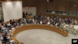 지난 9월 열린 유엔 안전보장 위원회(자료사진)
