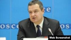 Menteri Luar Negeri Serbia İvica Dacic (Foto: dok).