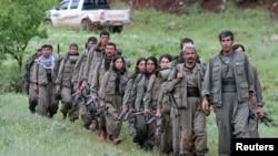 Pemberontak Kurdi mengatakan mereka berhenti menarik pasukan dari Turki (foto: dok).