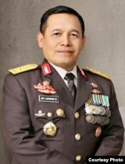 Ary Laksamana Widjaja, Atase Polisi KBRI Washington DC (dok. pribadi).