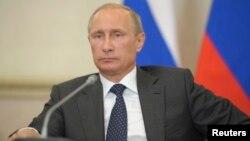 Presiden Rusia Vladimir Putin melarang impor produk pertanian dari negara-negara yang mendukung sanksi atas negaranya (foto: dok).