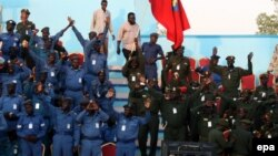 Abarongozi mu gisirikare ca Sudani y'Ubumanuko